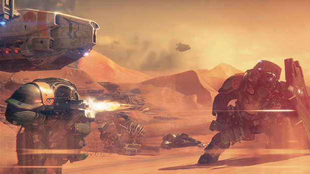 Destiny Screenshot - Here's why Destiny isn't running at 60 FPS on the PS4 or Xbox One