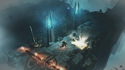 Diablo III Screenshot - Reminder: Diablo III's Auction House goes bye bye on June 24th