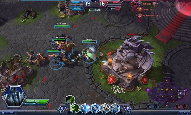 Heroes of the Storm Screenshot - 1165865