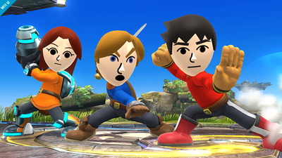 Super Smash Bros. for 3DS / Wii U Screenshot - 1165889