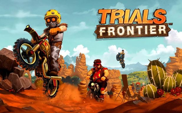 Trials Frontier Screenshot - Trials Frontier