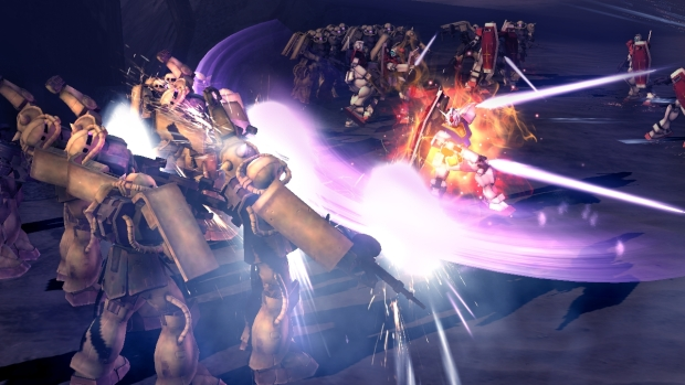 Dynasty Warriors Gundam Reborn - E3 2014 - 1