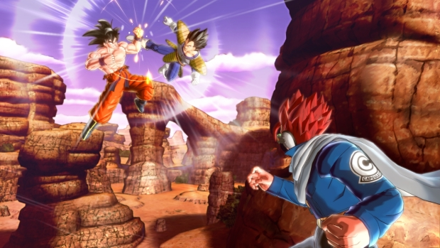 Dragon Ball Xenoverse - E3 2014 - 1