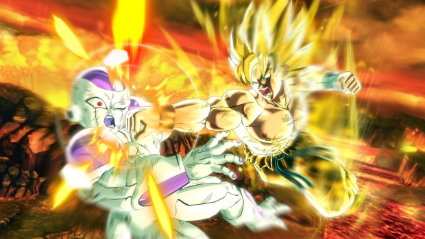 Dragon Ball Xenoverse - E3 2014 - 2