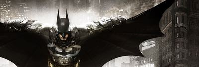 Batman: Arkham Knight Screenshot - arkham knight