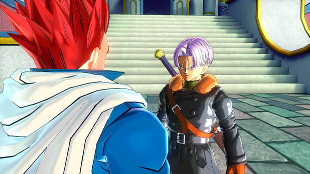 Trunks Conversation