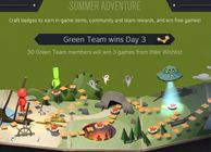steam summer adventure