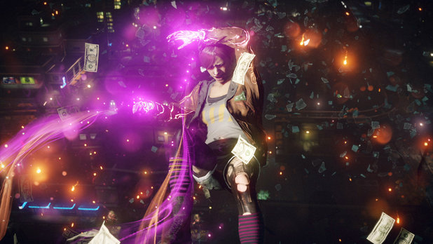 It looks like Infamous: First Light will be available August 26th