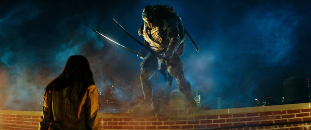 In case you missed it, here is today's new Teenage Mutant Ninja Turtles Trailer