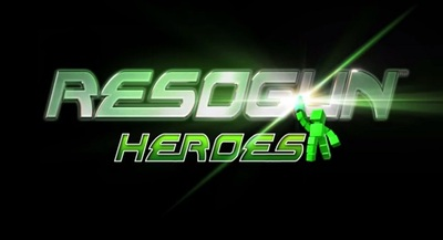 Resogun Screenshot - resogun heroes
