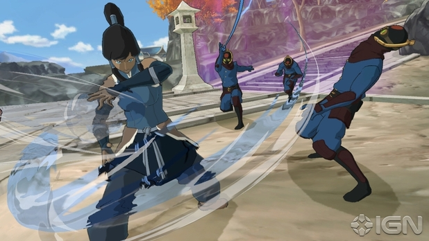 Screenshot - Legend of Korra