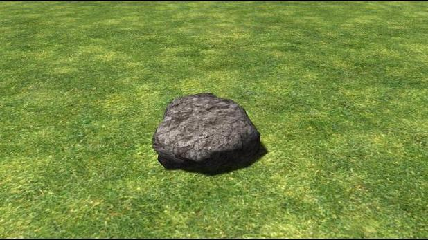 Screenshot - Rock Simulator 2014 is now listed on Steam Greenlight. No, I am not joking.