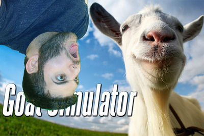 Goat Simulator Screenshot - Goat Simulator