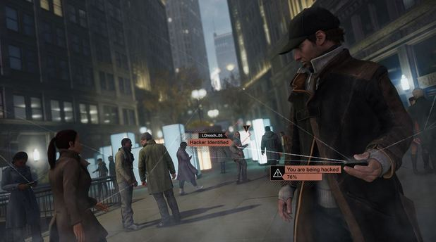 Watch Dogs Screenshot - 1166281