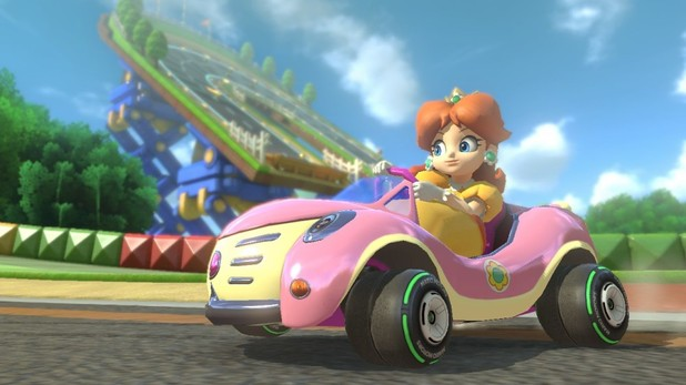 Mario Kart 8 Screenshot - 1166336