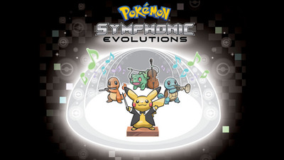 Pokémon X and Pokémon Y Screenshot - Pokemon Symphony Evolutions