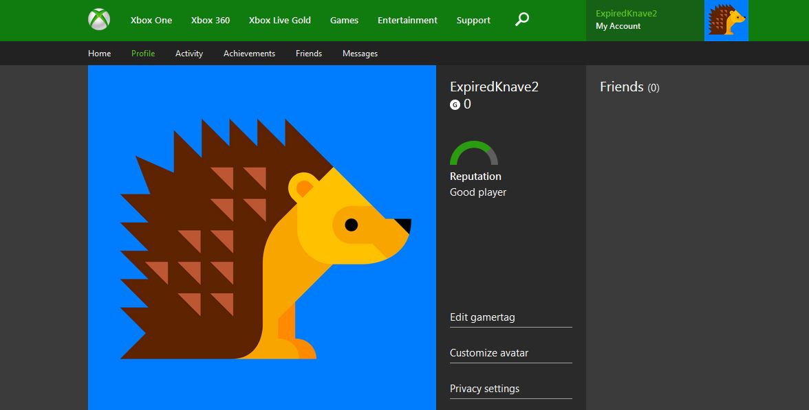 Xbox Com Starting To Transition To Win10 Ui Style Xboxone