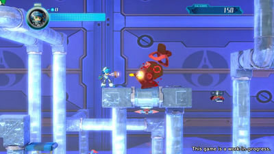 Mega Man  Screenshot - 1166393