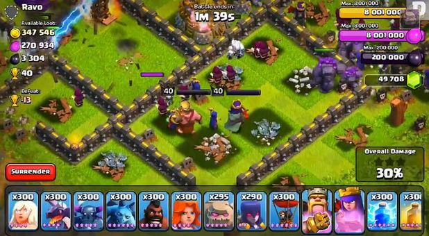 Clash of Clans Screenshot - 1166412