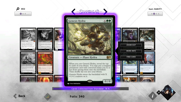 Magic 2015 - Duels of the Planeswalkers is now available for pre-purchase on Steam