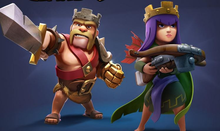 photos video clash of clans how to take out heroes heroes away clash