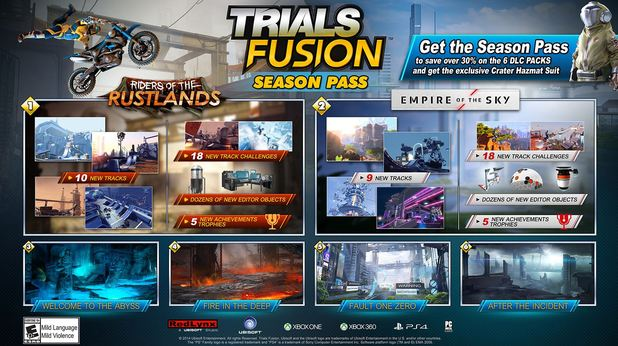Trials Fusion Screenshot - 1166514