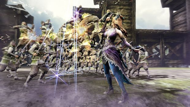 Dynasty Warriors 8 - XONE, 360, PS4, PS3, PSV, PC - 4