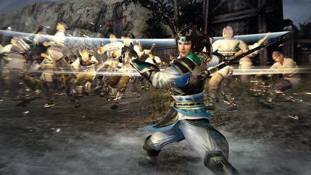 Dynasty Warriors 8 Xtreme Legends Complete Edition Image