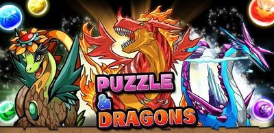 puzzle and dragons logo