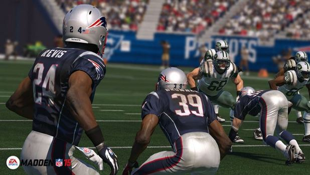Madden NFL 15 Screenshot - 1166609