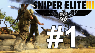 Sniper Elite 3 Screenshot - Sniper Elite 3