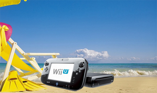 Wii U (console) Screenshot - Wii U