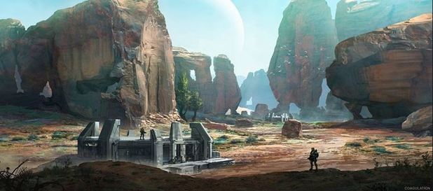 Halo: The Master Chief Collection Screenshot - Halo: The Master Chief Collection