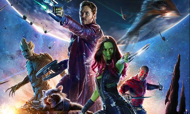 Hey look! A new trailer for Guardians of the Galaxy has appeared