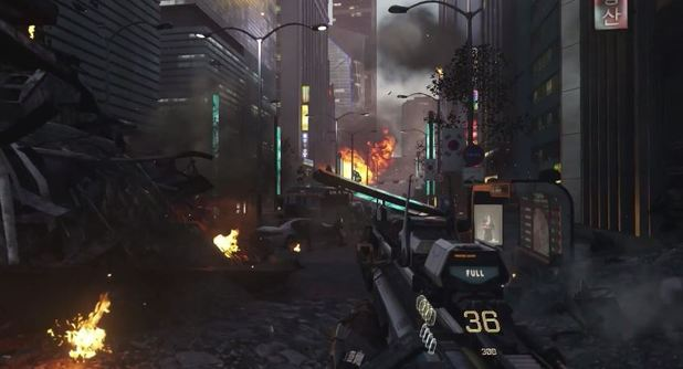 Call of Duty: Advanced Warfare Screenshot - 1166771