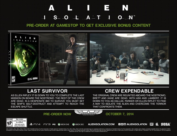 Alien: Isolation Screenshot - 1166792