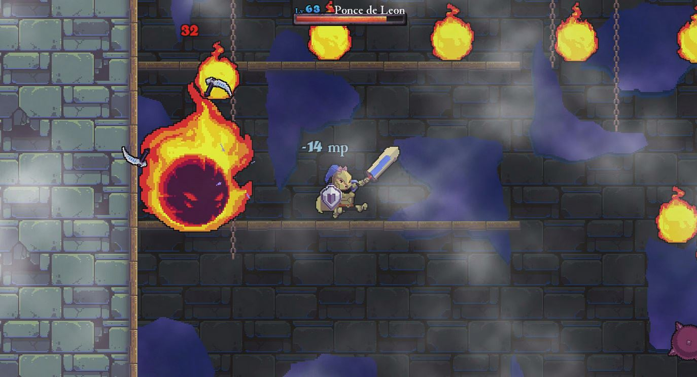 Rogue Legacy coming to PS4, PS3, and Vita later this month