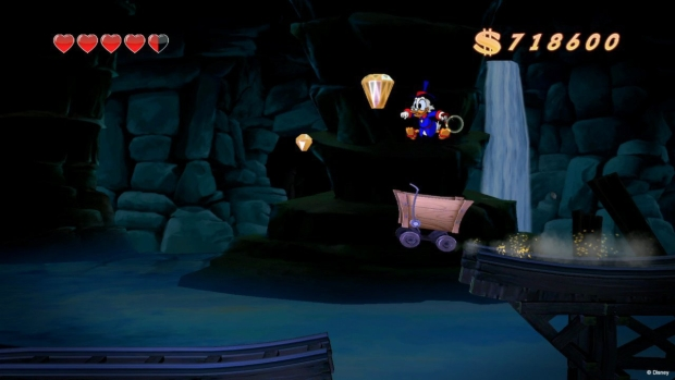 DuckTales Remastered - 360, PS3, WiiU - 2
