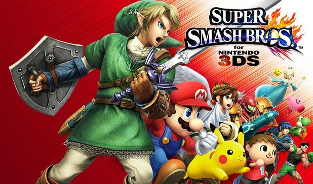 Super Smash Bros. for 3DS / Wii U Screenshot - 1166855