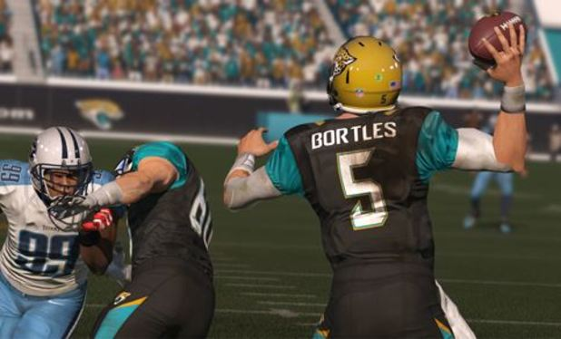 Madden NFL 15 Screenshot - Blake Bortles