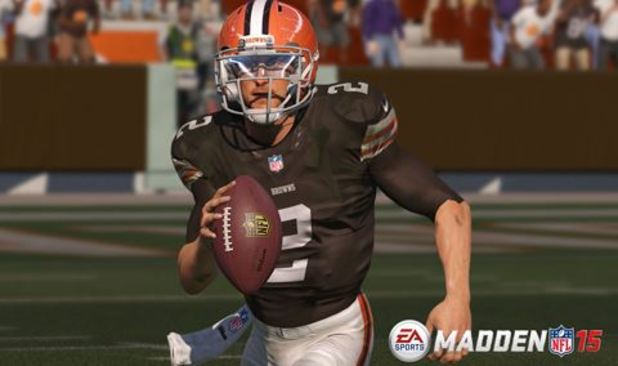 Madden NFL 15 Screenshot - Johnny Manziel
