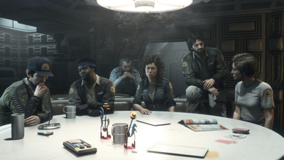 Screenshot - Alien Isolation's original film cast pre-order bonus is no longer a pre-order
