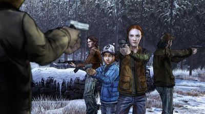 The Walking Dead Screenshot - 1166942