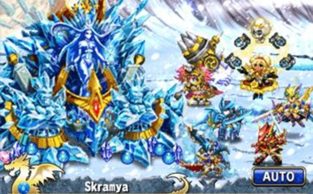 Brave Frontier Screenshot - 1166952