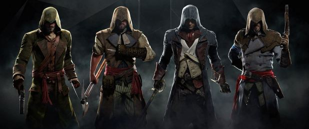 Assassin's Creed Unity - Feature