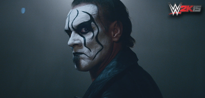 WWE 2K15 Screenshot - Pre-order WWE 2K15, unlock Sting