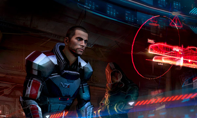 BioWare is hosting a Mass Effect panel at Comic-Con
