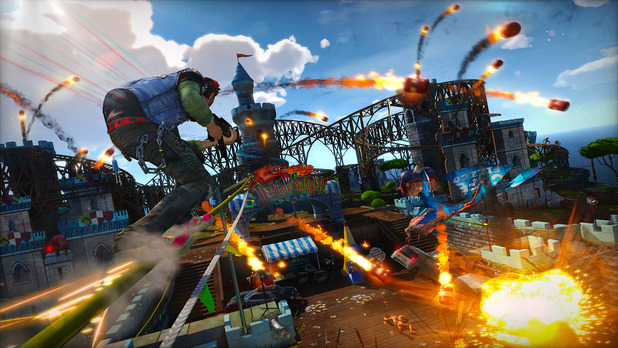 Sunset Overdrive Screenshot - Insomniac says that digital pre-orders are coming to the Xbox One soon