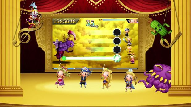 Theatrhythm Final Fantasy: Curtain Call Image