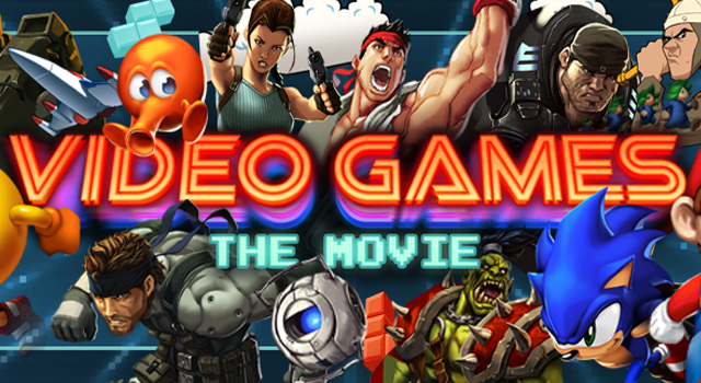 Video Games: The Movie Review: The Past, Present And Future